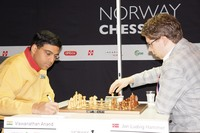 Anand-Hammer i Norway Chess runde 8
